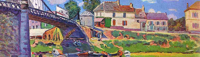 Artistes - Alfred Sisley