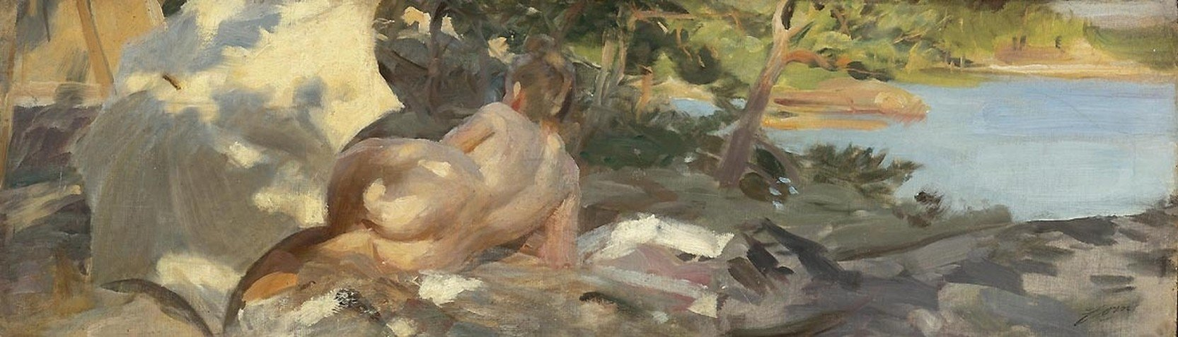 Artistes - Anders Zorn