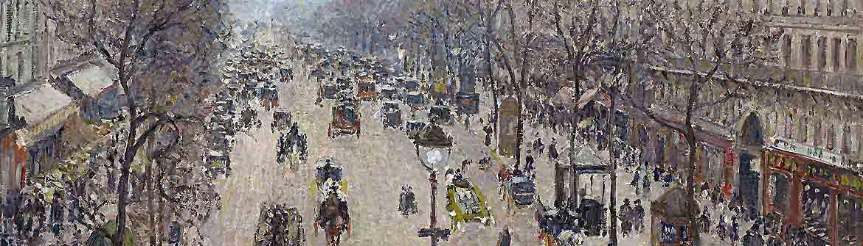 Artistes - Camille Pissarro