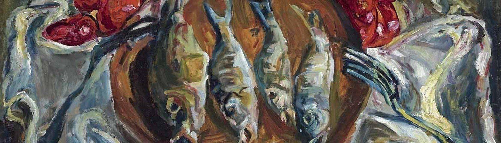 Artistes - Chaim Soutine