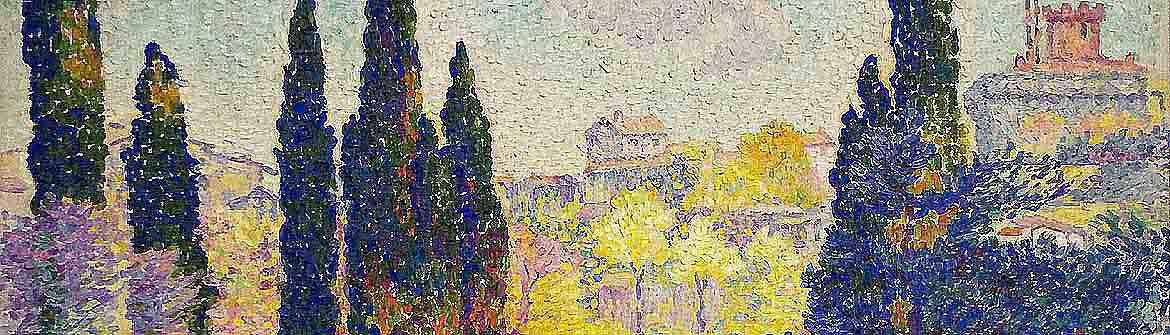 Artistes - Henri Edmond Cross