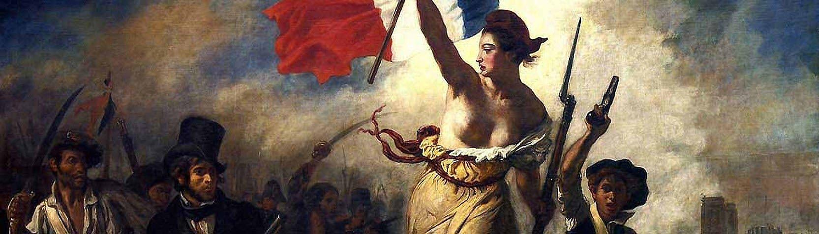 Artistes - Eugène Delacroix