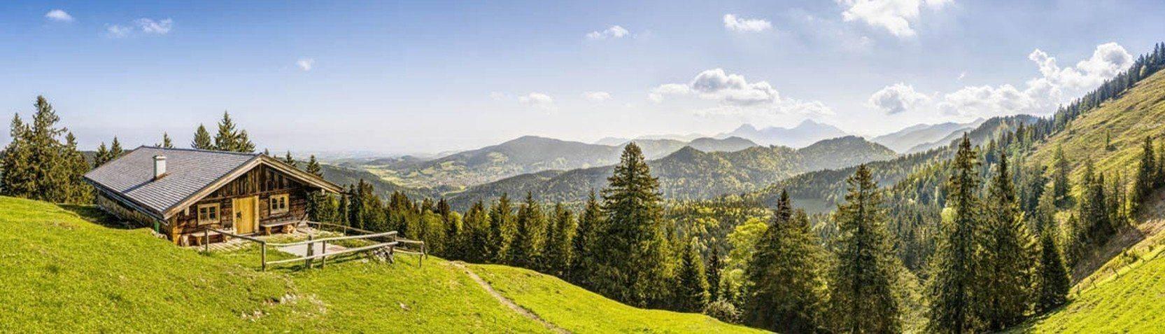 Photographie - Montagnes et vallées