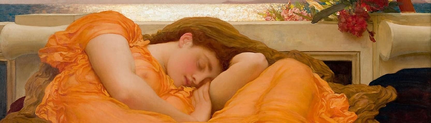 Artistes - Frederic Leighton