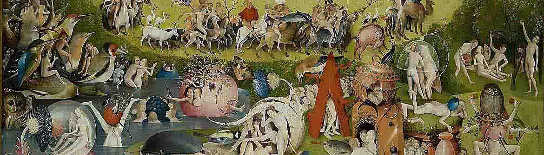 Artistes - Hieronymus Bosch