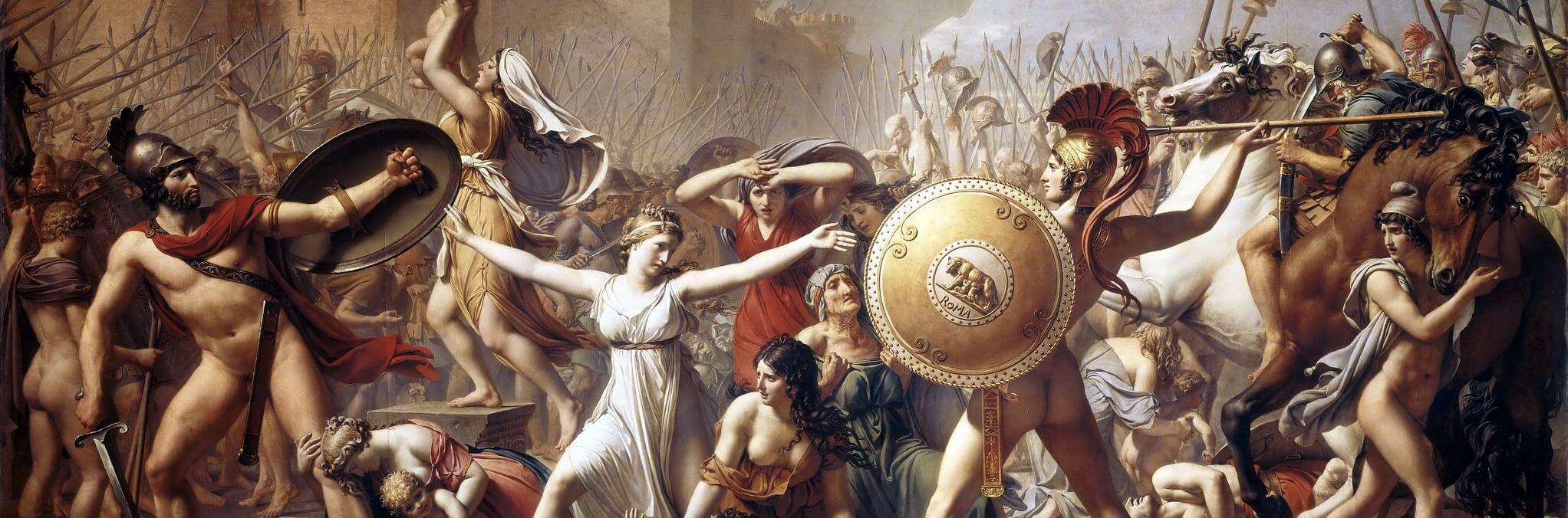 Artistes - Jacques-Louis David