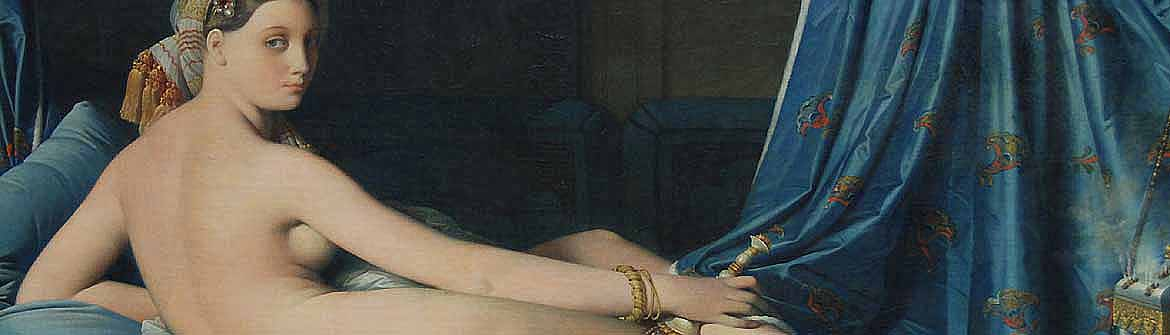Artistes - Jean Auguste Dominique Ingres