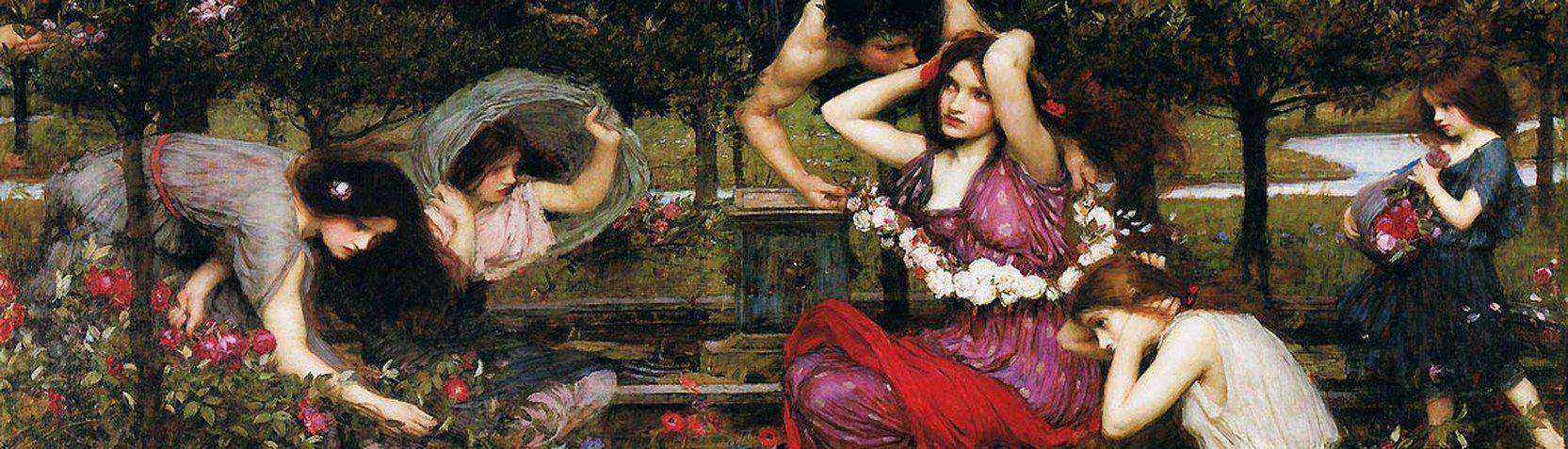 Artistes - John William Waterhouse