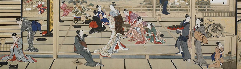 Artistes - Kitagawa Utamaro