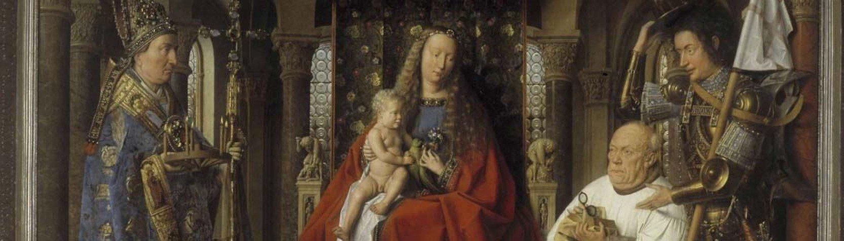 Artistes - Jan van Eyck