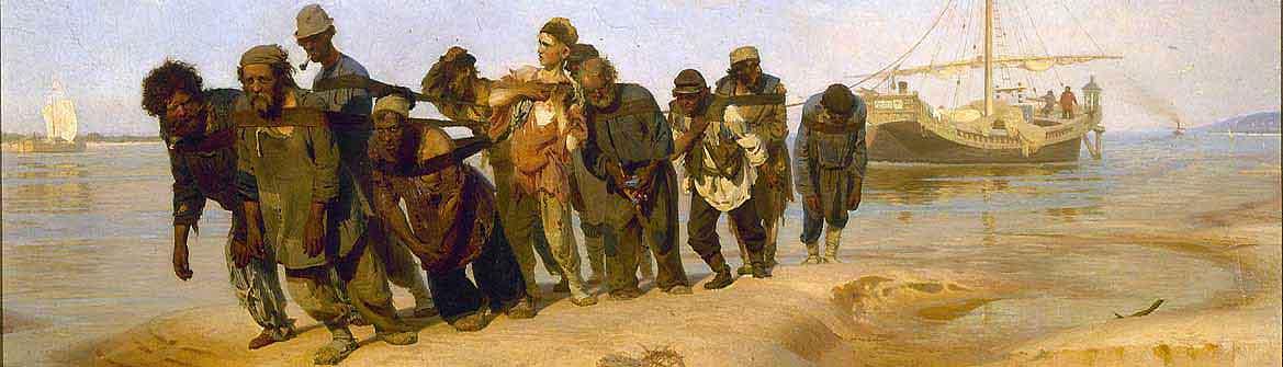 Artistes - Ilja Repin