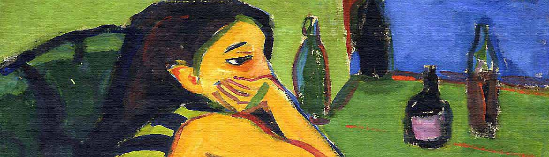Artistes - Ernst Ludwig Kirchner
