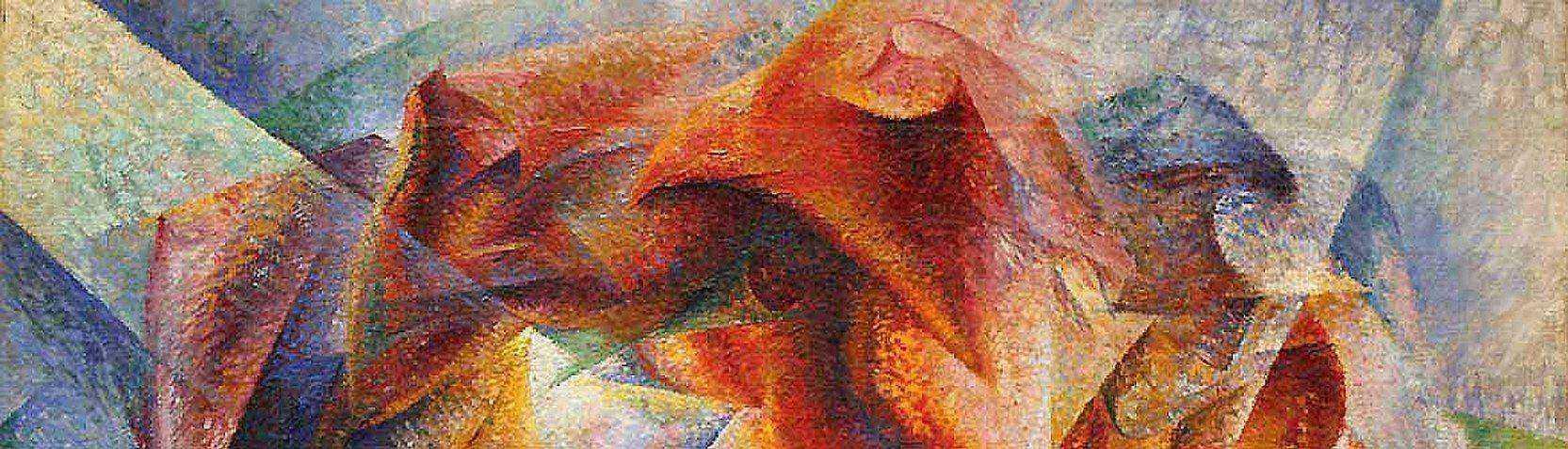 Artistes - Umberto Boccioni