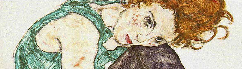 Artistes - Egon Schiele