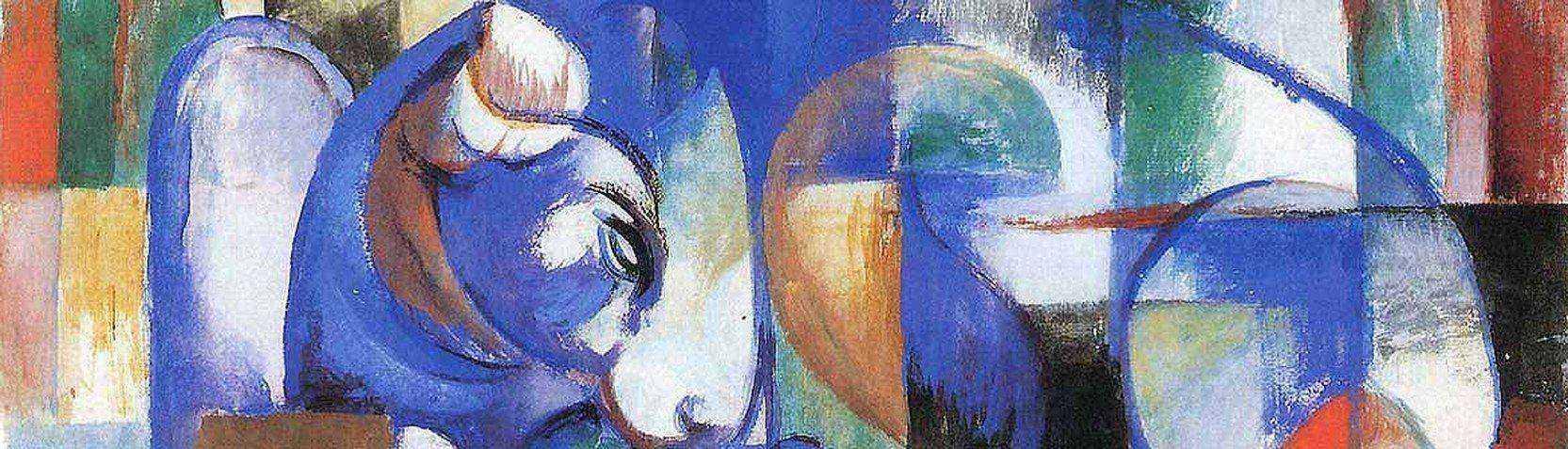 Artistes - Franz Marc