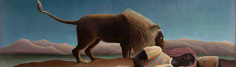 Artistes - Henri Rousseau