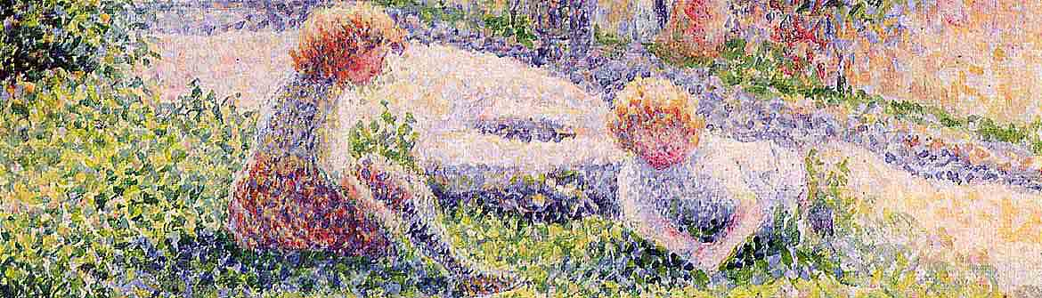Artistes - Georges Seurat