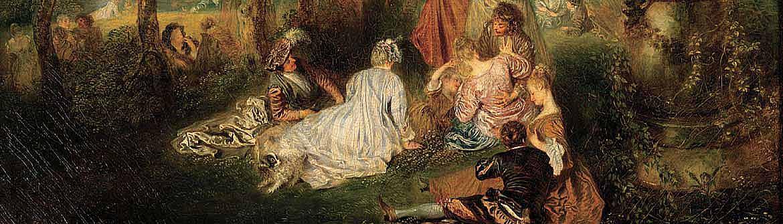 Artistes - Antoine Watteau