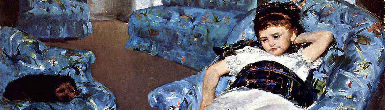 Artistes - Mary Cassatt