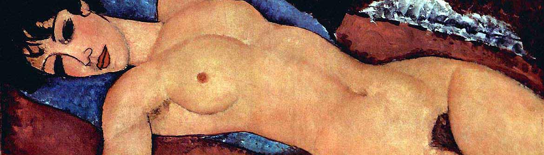 Artistes A-Z - Amadeo Modigliani