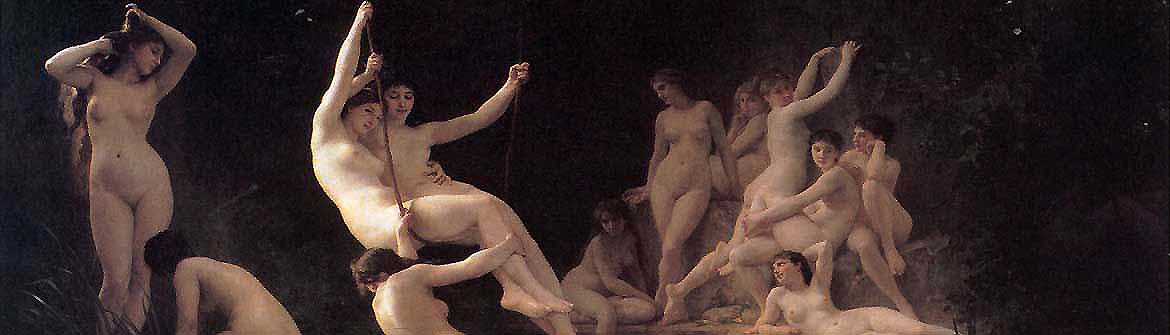 Artistes - William Adolphe Bouguereau
