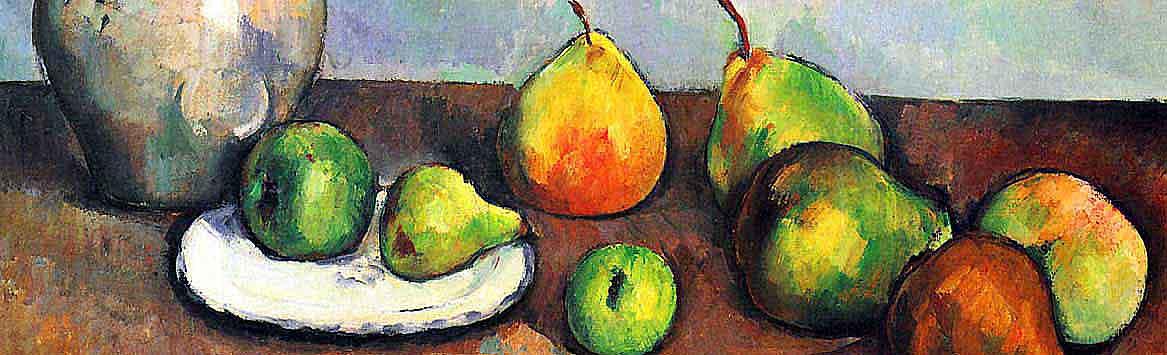 Artistes - Paul Cézanne