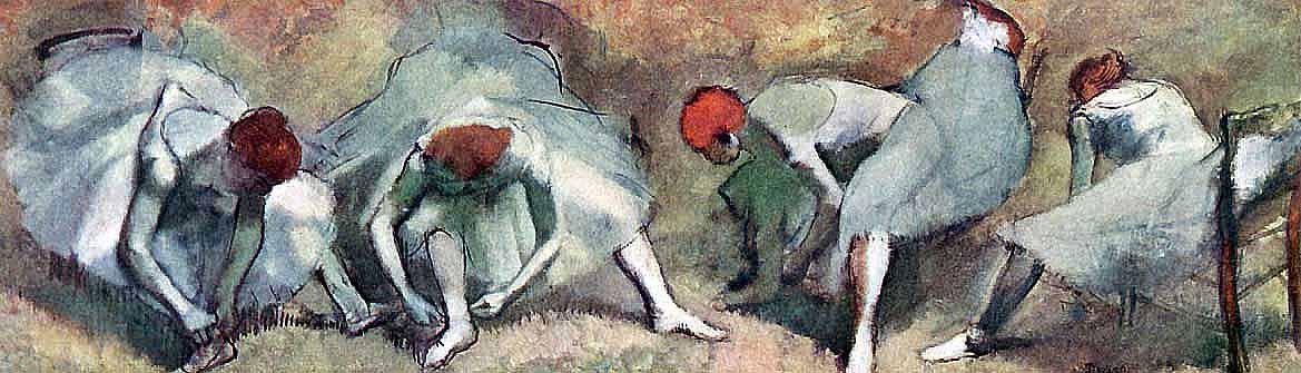 Artistes A-Z - Edgar Degas