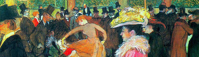 Artistes - Henri de Toulouse-Lautrec