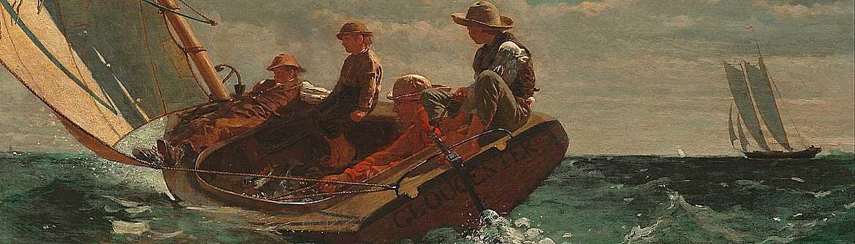 Artistes A-Z - Winslow Homer