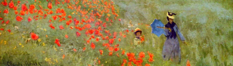 Artistes - Claude Monet