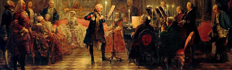 Artistes - Adolf von Menzel